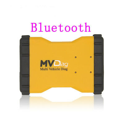 Multi Vehicle Diag MVD As TCS With Bluetooth 2014.R2