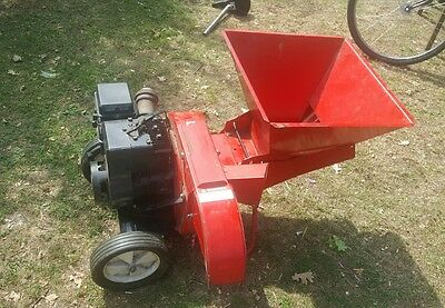 MTD Products 1189c Yard machine Petrol Chipper Shredder Mulcher garden tool