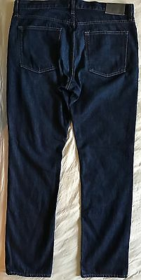 Vince Men's VM.323 Straight Jeans Size 36  X 34 Inseam Pre-owned