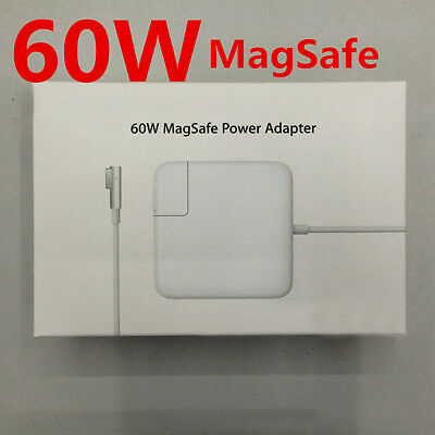 """Genuine Apple 60W Macbook Pro 13"""" MagSafe 1 Power Adapter Charger A1181 A1185"""