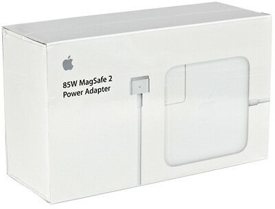 """Genuine Apple 85W Macbook Pro Retina 15"""" MagSafe 2 Adapter Charger A1424 A1398"""