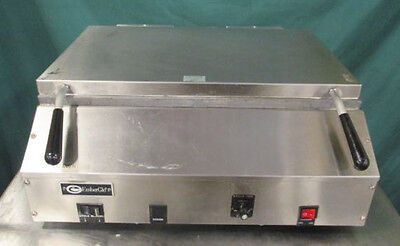 EmberGlo ES10- Steamer, Electric, counter model, push button