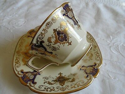 Vintage Royal Crown Derby Cup And Saucer.