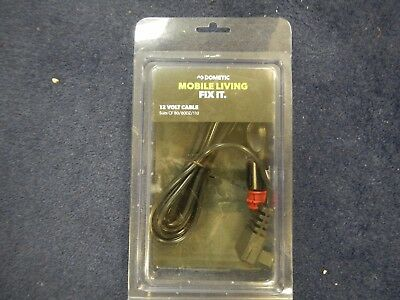 New - Waeco camping fridge freezer 12v power lead cable suit CF-80/80DZ/110