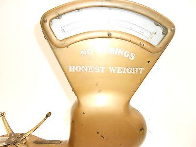 Antique Toledo Candy Scale 2 Lb , Style 405 H , # 321610
