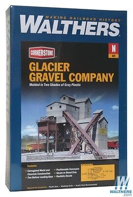 3241 Walthers Cornerstone Glacier Gravel Co. - N Scale