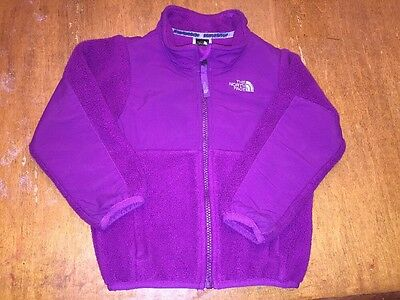 Toddler Girl's North Face Fleece Jacket Size 2T