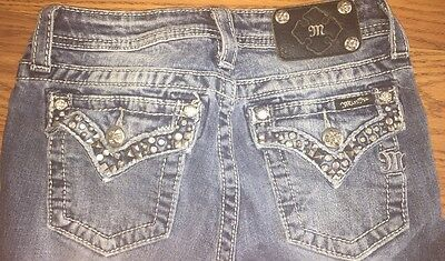 Miss Me Boot Cut Jeans Size Girls  14