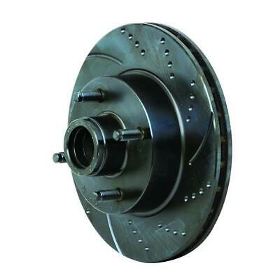 Rear EBC GD411 3GD Series Dimpled and Slotted Sport Rotor