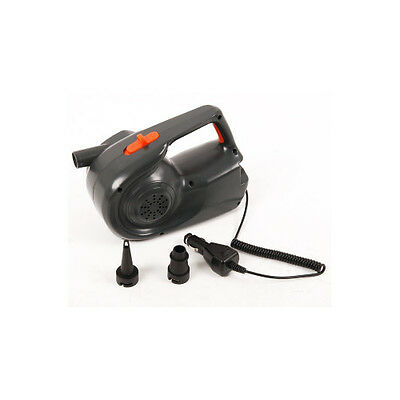 NEW OZtrail Hi-Flow Rechargeable Air Pump for both 240V & 12V - EMA-RPU-A
