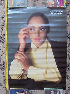 SADE_used poster_ships from AUS!_xx72_sh13