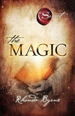 THE MAGIC ►►►UNGELESEN ° Rhonda Byrne (Autorin von The Secret) ‹^^›‹(•¿•)›‹^^›