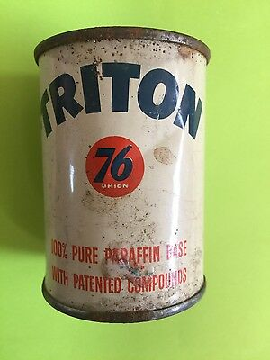 Triton 76 Union Vintage mini can bank