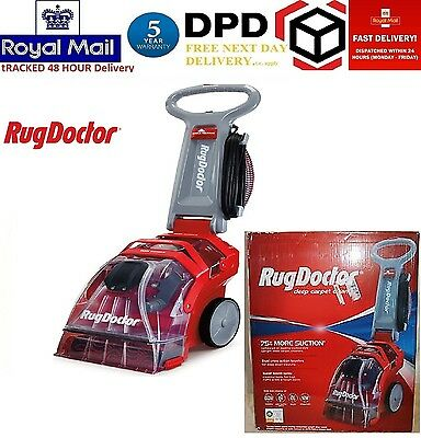 Rug Doctor Deep Carpet Cleaner 93170 BNIB 4L Heavy duty commercial Hoover New