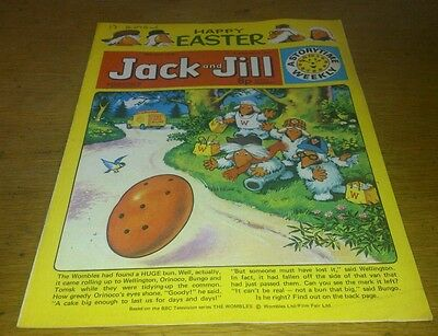 Jack And Jill Comic, 24/4/76, Easter Edition