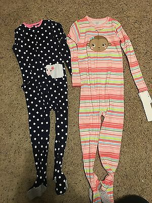 Just One You Carters Girls Sleepers, Set Of Two, Size 5T