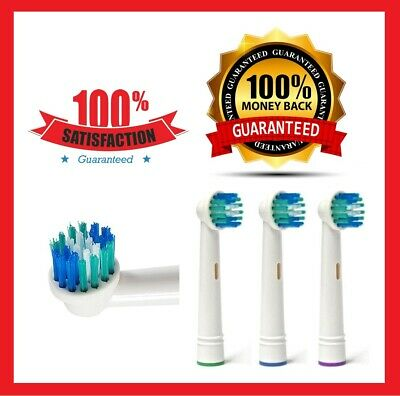 TOP Quality 20X Electric Toothbrush Replacement Heads Compatible with Oral B- UK