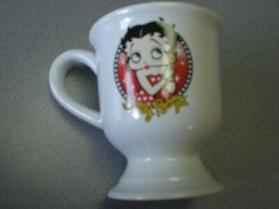 Betty Boop Coffee Cup