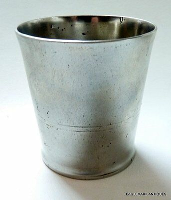 Antique American Beaker (Tumbler), signed Boardman & Hart, New York