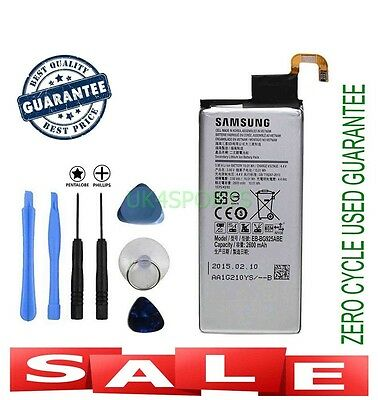 Original Genuine Samsung Galaxy S6 EDGE SM-G925 Battery EB-BG925ABE UK
