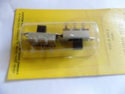 archer electronic parts slide switch