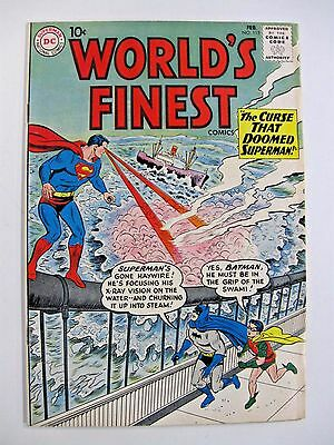 World's Finest #115 in FN/VF Condition