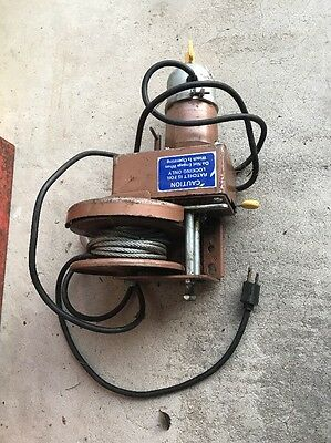 Dutton-Lainson Company DL1600 Winch USED