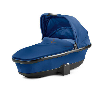 Quinny Foldable Carrycot Blue Base New In Box