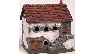Miniature Building Authority 25mm Stable - Id 10115