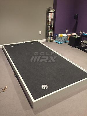 "54"" x 120"" Camry putting green carpet-rec. by PGA Tour Pros! Toyota Birdie Ball"