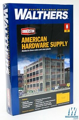 3253 Walthers Cornerstone American Hardware Supply - N Scale