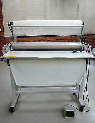 Impact 510806 Laminator 1000mm Wide Hot and Cold