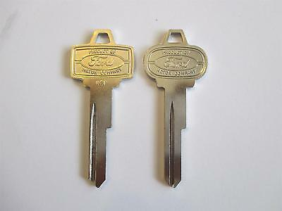 Ford Mustang, Falcon, key blank, Pony, Ford keys. ignition, boot and door keys.