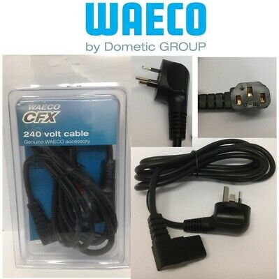 WAECO Genuine Accessory 240 volt cable CFX, CF, CR Range 38-AU-2000B4