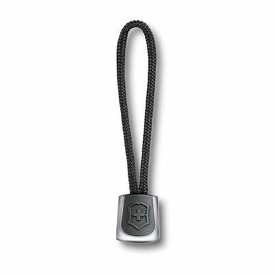 Set of 5 Victorinox Swiss Army Replacement Lanyard Black 65 mm 4.1824