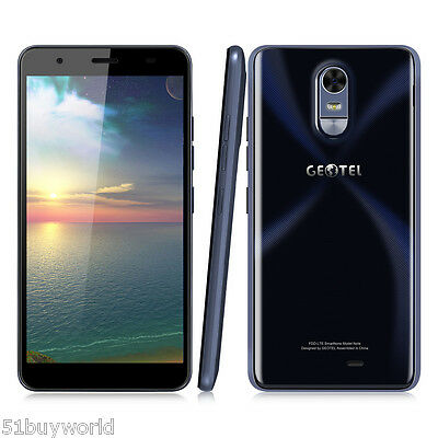 """5.5"""" Geotel Note 4G Smartphone 3+16GB Android 6.0 IPS 13MP Dual SIM 4Core Móvil"""