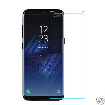 9H Screen Protector Film Half-Screen Tempered Glass For Samsung Galaxy S8 Plus