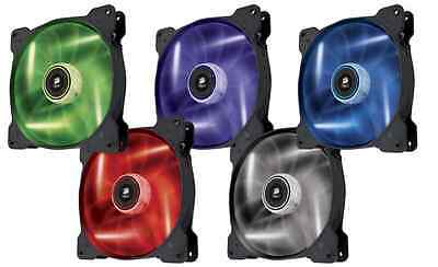 Corsair SP120 AF120 120mm Red Purple Blue Green White LED 3 Pin PC Case Fan