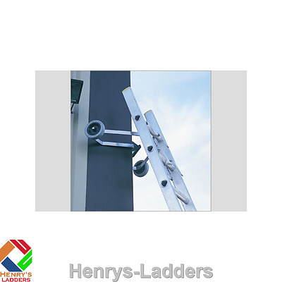 Henry's Heavy Duty V Type Ladder Stand-Off with Wheels
