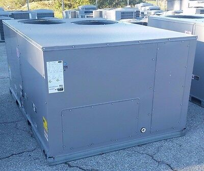Carrier Commercial 7.5 ton 460V 3 phase GAS PACKAGE UNIT