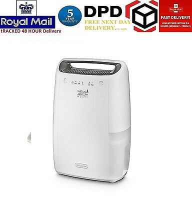 DeLonghi Portable Home Air Dehumidifier Moisture Damp Mould Mildew Absorber New