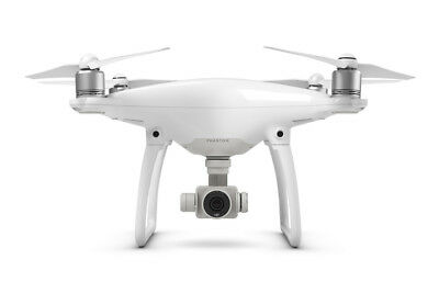 DJI Phantom 4 Quadcopter 4K Video Camera Drone (DJI Refurbished Unit)