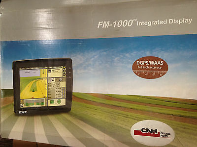 """NEW! Trimble FM-1000 12.1"""" Color Touchscreen Display Integrated GPS w/Receiver"""