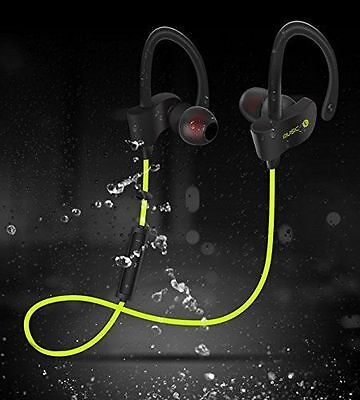 4.1 Wireless Sport Bluetooth Stereo In-Ear Headset Sweatproof Light Gym Earphone