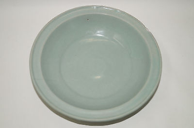 Rare Song dynasty longquan celadon blue green large plate