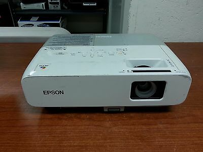 Epson Powerlite 84 Home Theater Projector H294A (Tested)   P180