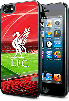 Liverpool F.C. iPhone 5 / 5S / 5SE Hard Case 3D