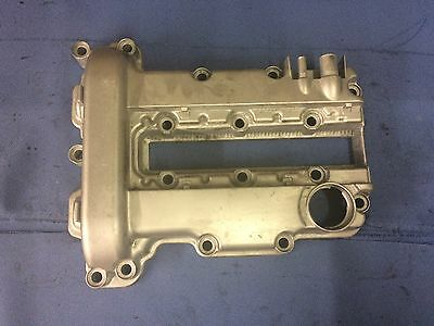 VAUXHALL 1.0 12v X10XE CYLINDER HEAD ROCKER COVER 90529583