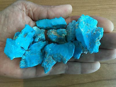 Natural Rough American Turquoise