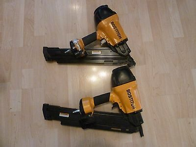 BOSTITCH F33PT Framing Nailer & Metal Connector &  Bostitch F28ww Framing Naile